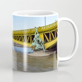 Pont Mirabeau over the Seine - Paris Coffee Mug