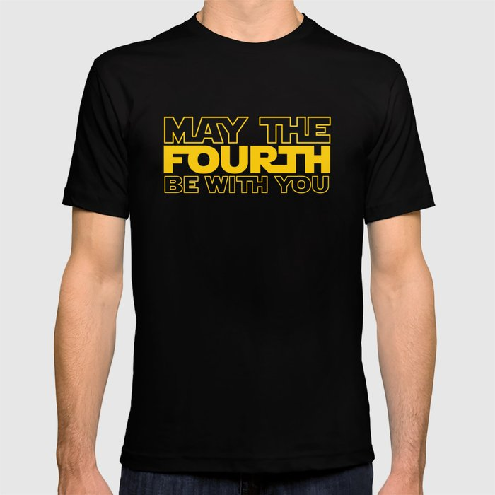 60c91602 May the 4th Be With You, May the Fourth T-shirt by tarajanecreative ...