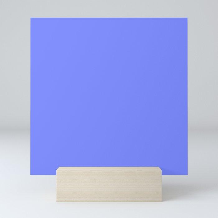 Periwinkle Blue Mini Art Print