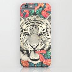 bengal mandala Slim Case iPhone 6