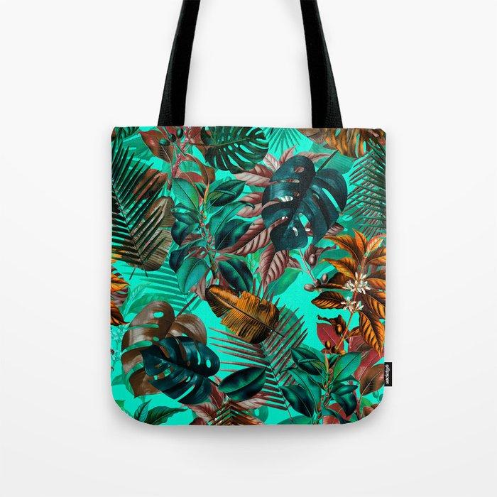 Tropical Garden II Tote Bag