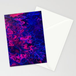 Blacklight Stationery Cards