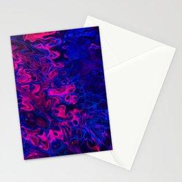 Blacklight Stationery Cards