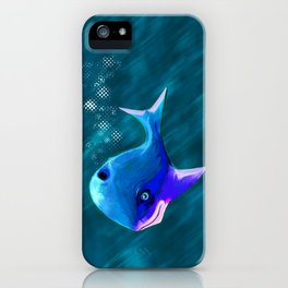 Whaley iPhone Case