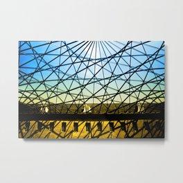 Amsterdam_Museum Metal Print