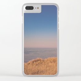 Sit & Wonder Clear iPhone Case