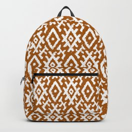 Vero Ikat | Clay Backpack