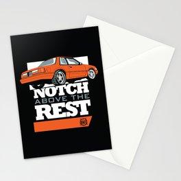 Notch Above the Rest Stationery Cards