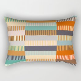Fall Grandmother's Quilt Rectangular Pillow
