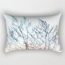 Colors in Nature Macro Rectangular Pillow