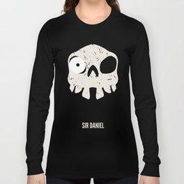 Sir Daniel Long Sleeve T-shirt