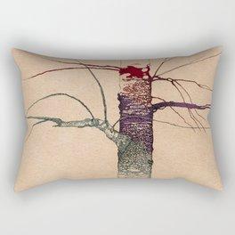 Sweet Birch (color variation) Rectangular Pillow