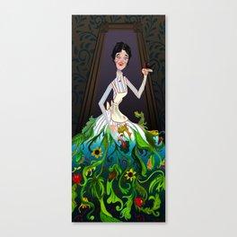 Scary Mary Canvas Print