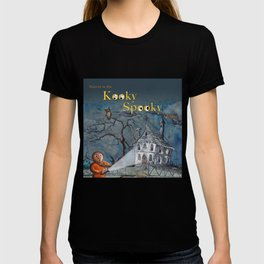 Marvin in the Kooky Spooky House T-shirt