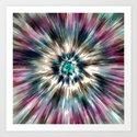 Starburst Tie Dye by perkinsdesigns