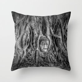 Entwined Beauty Throw Pillow