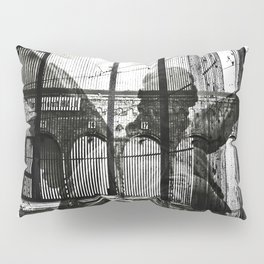 The unexpected arrival of the angels Pillow Sham