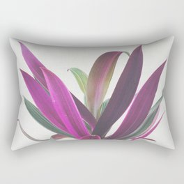 Boat Lily Rectangular Pillow