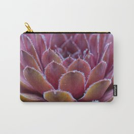 Red Robin Succulent Carry-All Pouch