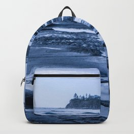 Queen of the colonies -Moffat Beach Australia Backpack