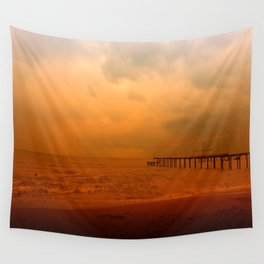 Soul in the wind Wall Tapestry