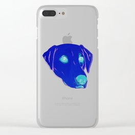 Labrador Retriever Clear iPhone Case