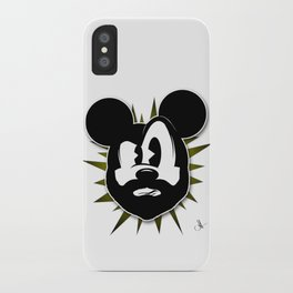 The Magic of the Beard iPhone Case