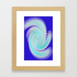 digital art Framed Art Print
