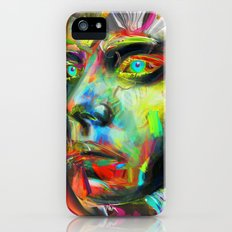 Rainscape Rhythm iPhone SE Slim Case