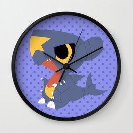 Garchomp Wall Clock