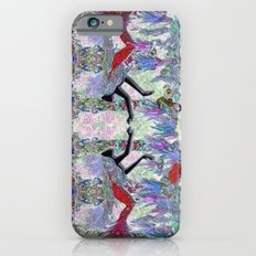 Mermaids in their Garden iPhone 6s Slim Case