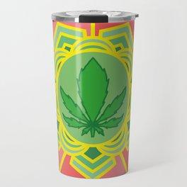 holy cannabis Travel Mug