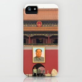 Forbidden City Southern Gate iPhone Case