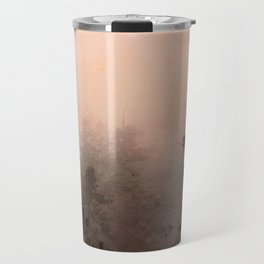 Deep in Thought - Forest Nature Photography Travel Mug