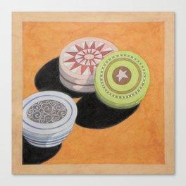 Small bowls n. 2 Canvas Print