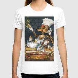 Robot Chef T-shirt