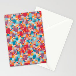 Yep. Pixels! Stationery Cards