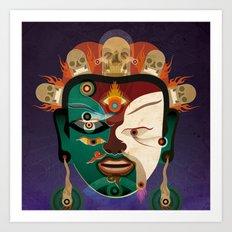 Jiebushen Art Print