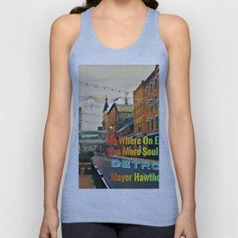Journey of the Soul Unisex Tank Top