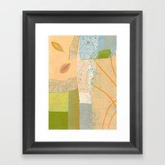 Small Calm Place Framed Art Print
