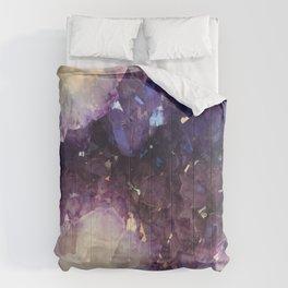 Ethereal Amethyst Comforters