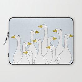 the duck Laptop Sleeve