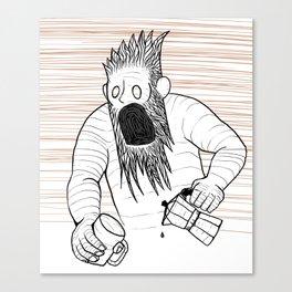 Monstruo 1 Canvas Print