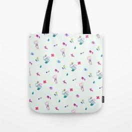Medical Mania - White Tote Bag