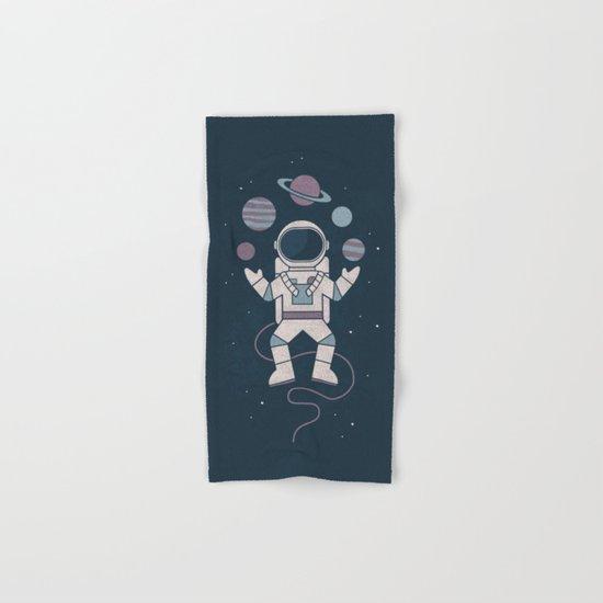 The Juggler Hand & Bath Towel