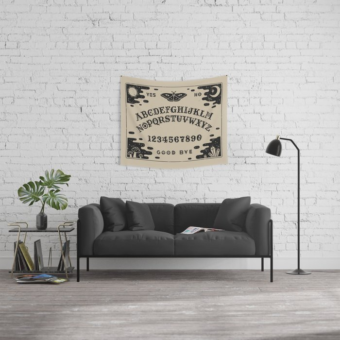 Spirit Board Wall Tapestry