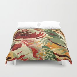 Abstract Holidays 2 Duvet Cover