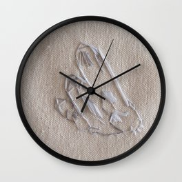Ozark Crystals II Wall Clock