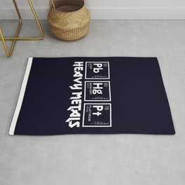 Heavy Metals Rug