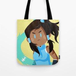 Little Warriors: Korra Tote Bag
